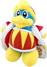 Saneiboeki Pupupu Puppet Kirby/'s Dream Land KING DEDEDE Plush Doll NEW Japan Toy
