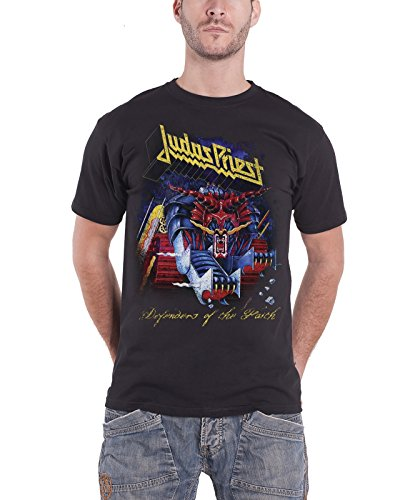 Judas Priest Defenders of the Faith T-Shirt (Größe: L)