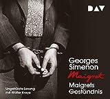 Maigrets Geständnis: 54. Fall. Ungekürzte Lesung mit Walter Kreye (4 CDs) (Georges Simenon)