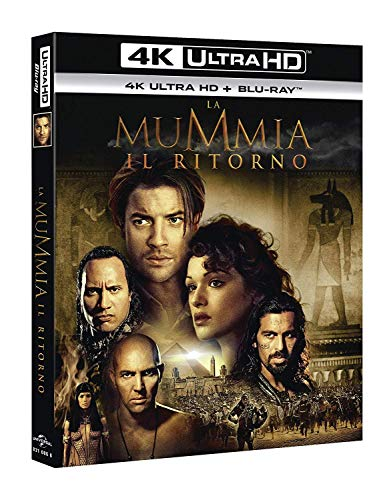 La Mummia: Il Ritorno (4K Ultra HD + Blu-Ray) [Italia] [Blu-ray]