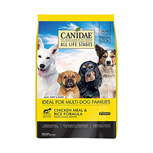 Canidae All Life Stages Dry Dog Food, Chicken...