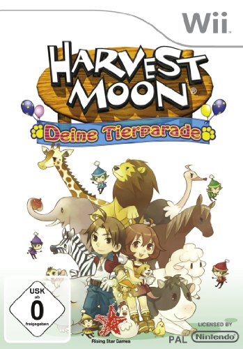 Harvest Moon - Deine Tierparade [Software Pyramide] - [Nintendo Wii]