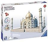 Ravensburger - Puzzle 3D, diseño Taj Mahal (12564 7)