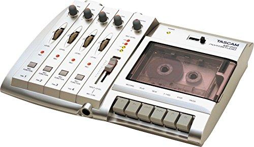 TASCAM MF-P01 4 Track Cassette Recorder