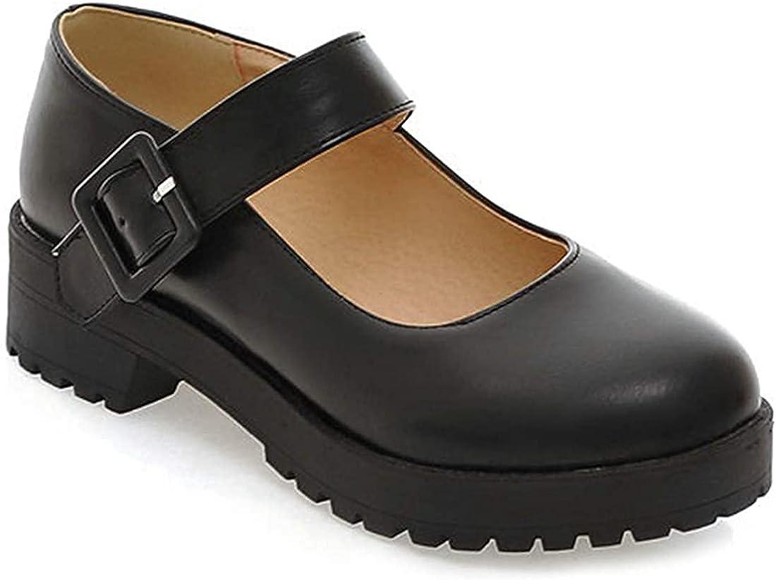NONOLA Japan's largest assortment Block Heels Pumps Product Shoes Ankle Buck Womens Strap for