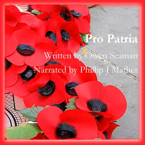 Pro Patria audiobook cover art