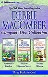Debbie Macomber CD Collection: Susannah's Garden, Back on Blossom Street, Twenty Wishes...