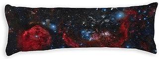VinMea Decorative Galaxy Space Universe Science Body Pillow Case Cover Washable Maternity/Pregnancy Pillow Cover Pillowcas...