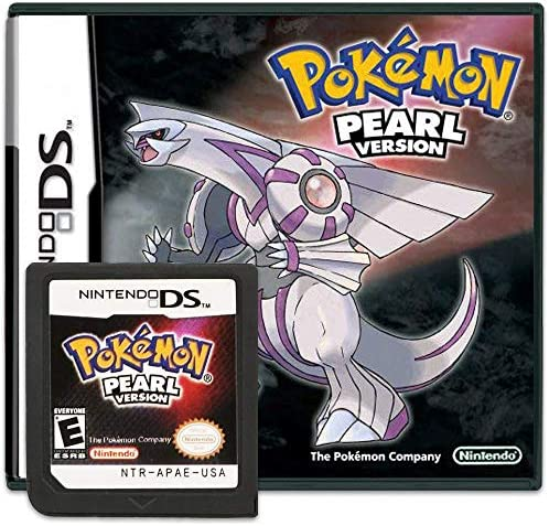 Pokemon Pearl Version Game Cartridge Card Sealed in Box Compatible with Nintendo DS NDS NDSL product image