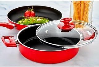 REDIO 7 pcs Non-Stick Cookware Set
