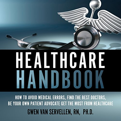 The Healthcare Handbook audiobook cover art