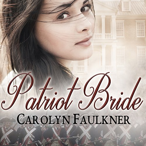 Patriot Bride audiobook cover art