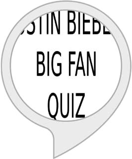 Justin Bieber Big Fan Quiz