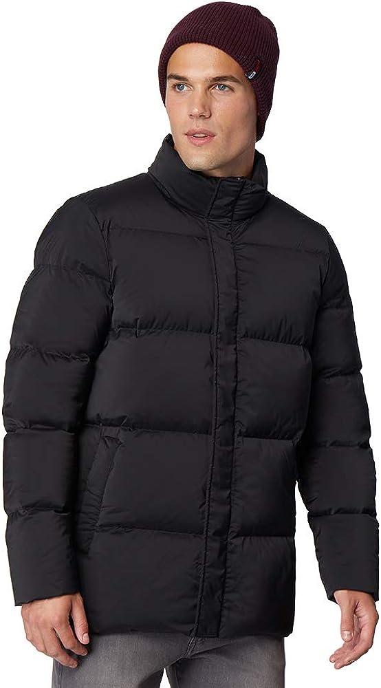 32 DEGREES HEAT Men's Down Winter Parka Heavy Puffer Jacket