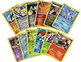 Legendary & Mythical Pokemon 12 Cards Lot - Includes Rares & Holos - Collection Bundle Gift Set