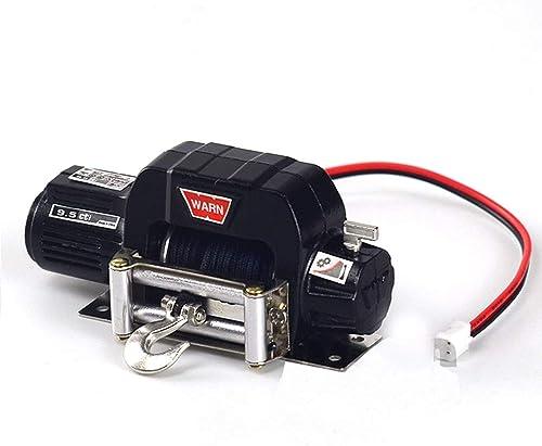 elige tu favorito VIDOO Km 2 Generación Coche RC RC RC Eléctrico Cabrestante Regulador con Control De Radio para Trx4 Rastreadores De 1 10  en linea