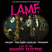Walter Lure & Clem Burke - LAMF: Live At Bowery Electric