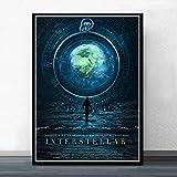 danyangshop Drucken Auf Leinwand Interstellares Poster