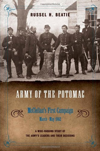 Army of the Potomac: McClellan's First Campaign, March - May 1862