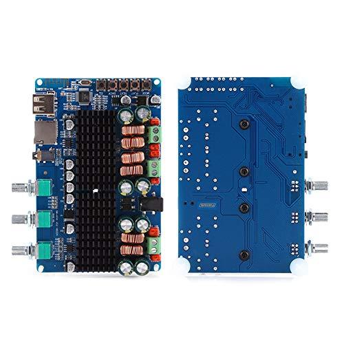 Gerioie Placa amplificadora de Potencia, módulo Amplificador de Potencia DC 12~26V, Accesorios...