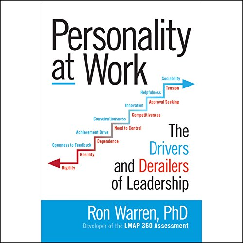 Personality at Work audiobook cover art
