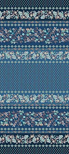 Bassetti FABRIANO Foulard, Baumwolle, blau, 180x270