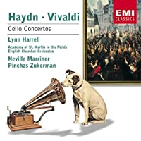 Haydn/Vivaldi:Cello Cto