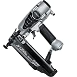Hitachi NT65M2S 16-Gauge Finish Nailer with Integrated Air Duster, 2-1/2-Inch, Silver (Disconti…
