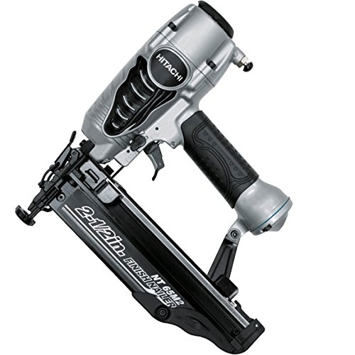 Hitachi NT65M2S Finish Nailer with Air Duster