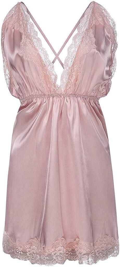 Gergeos Women Lace Sexy Passion Lingerie Babydoll Bodysuit Nightwear Dress Night Sleepdress Erotic Underwear