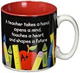 Burton and Burton 142100 Teachers Coffee Mug, Multicolor