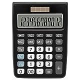 Calcolatrice, Helect Funzione Standard Tavolo Calcolatrice - Nero