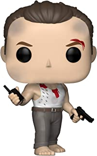 Funko 34868 Die Hard John McClane Pop Figure, Standard, Multicolour