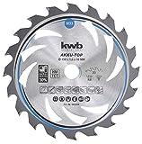 kwb 583354 Energy-Saving - Lama per sega circolare Easy Cut, Ø 150 x 16 mm, taglio sottil...