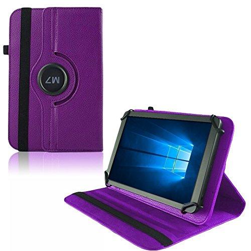 UC-Express Hülle für Verico Unipad 10.1 Tablet Tasche Schutzhülle Universal Case Cover Bag, Farben:Lila
