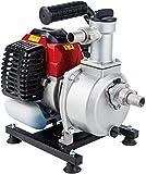 ナカトミ(NAKATOMI) ドリームパワー エンジンポンプ 2サイクル 1インチ 最大吐出量 120L/min エンジン式ポンプ 排水ポンプ EWP-10D