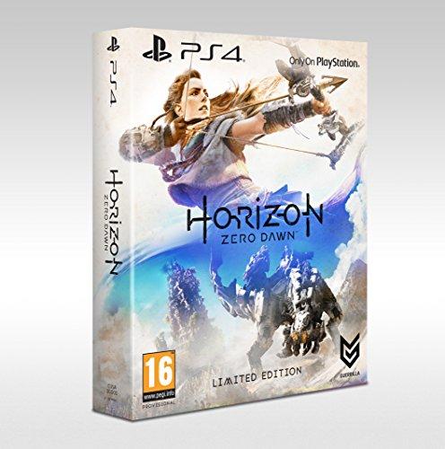 Horizon Zero Dawn - Limited - PlayStation 4