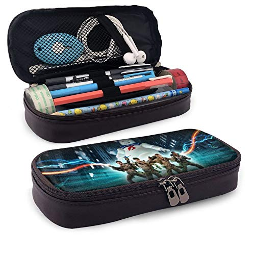 Comedy Afterlife Ray Stantz Ghostbusters Comic Books Pencil Bag Office Pen Holder Simple Pouch Stationery Organizer Box 3D Prüfung Ostern