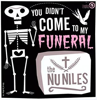 You Didn't Come to My Funeral [12 inch Analog]