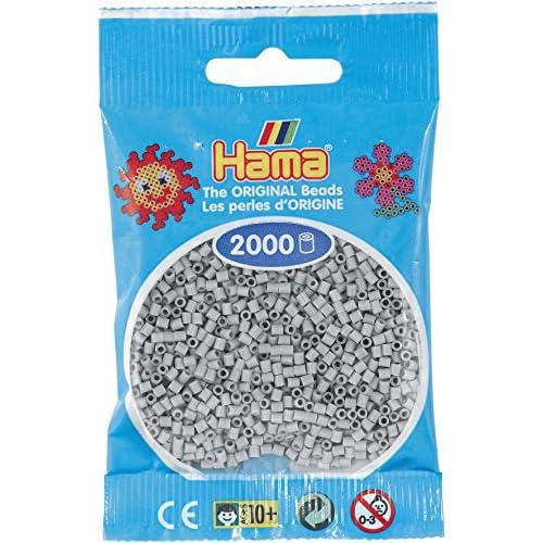 Hama - Confezione da 2000 Perline da Stirare