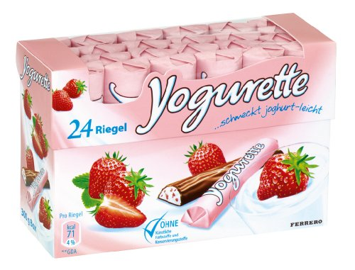 Ferrero Yogurette 24 St. 300g