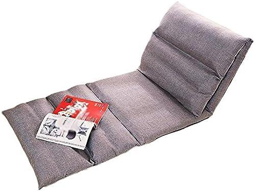 SF Faules Sofa Faules Sofa Faltbarer Boden Einzelsofa Verstellbares Bett Rückenlehne Verstellbar Modern Einfachheit (Farbe   1 )