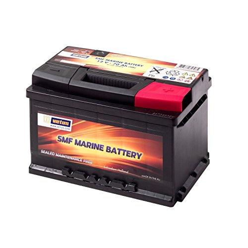 Vetus Marine Batterie 70AH/12V CCA A (EN) 640