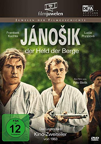 Janosik, Held der Berge - Der Original Kino-Zweiteiler (DEFA Filmjuwelen) [2 DVDs]
