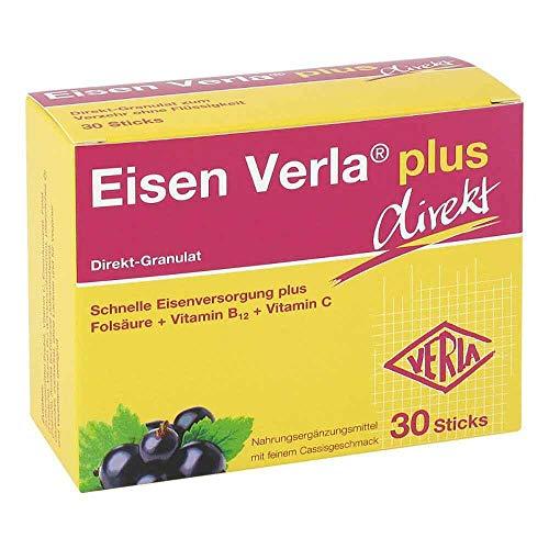 Eisen Verla plus direkt, 30 St. Direktgranulat