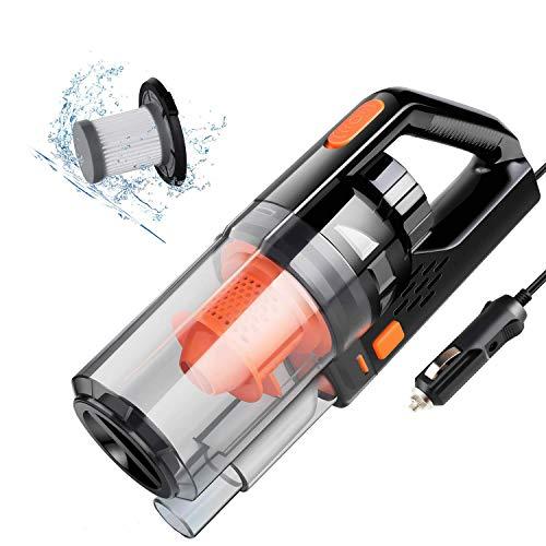Car Vacuum Cleaner, Corded Handheld Vacuum 150W...