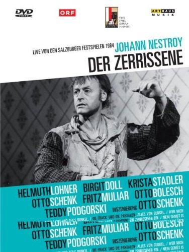 Johann Nestroy - Der Zerrissene