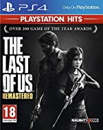 The Last of Us Remastered HITS