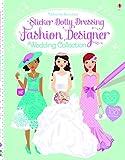 Sticker Dolly Dressing. Fashion Designer Wedding Collection