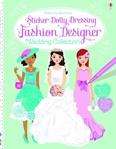 Watt, F: Sticker Dolly Dressing Fashion Designer Wedding Col